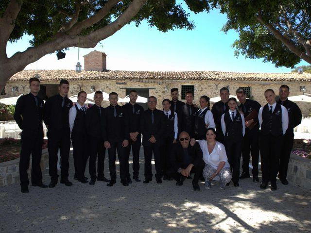 Il matrimonio di Maria e Nazareno a Palermo, Palermo 19