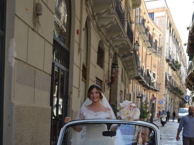 Il matrimonio di Maria e Nazareno a Palermo, Palermo 35