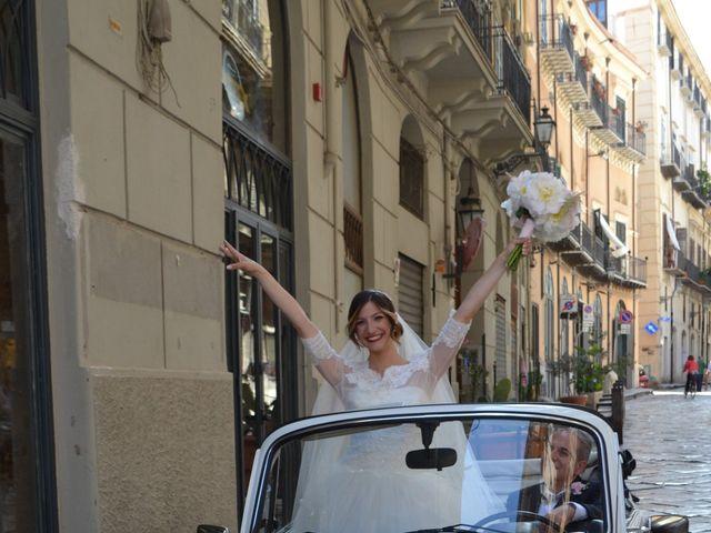 Il matrimonio di Maria e Nazareno a Palermo, Palermo 36