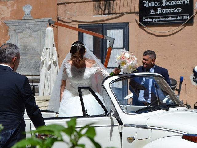 Il matrimonio di Maria e Nazareno a Palermo, Palermo 37