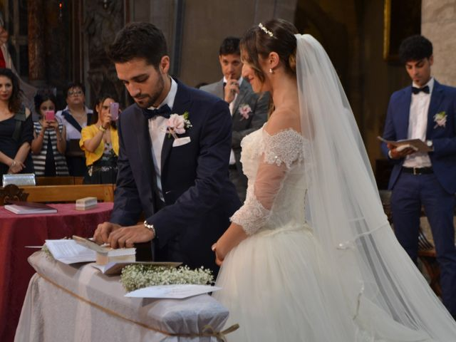 Il matrimonio di Maria e Nazareno a Palermo, Palermo 41