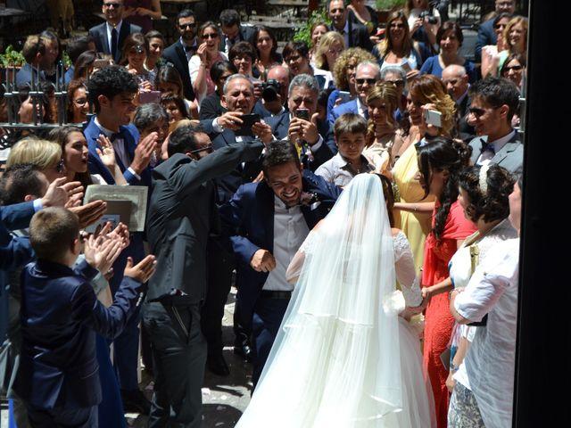 Il matrimonio di Maria e Nazareno a Palermo, Palermo 43