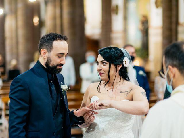 Il matrimonio di Silvia e Paolo a Pescara, Pescara 22