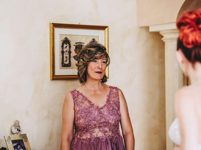 Il matrimonio di Rosaria e Orazio a Taormina, Messina 6