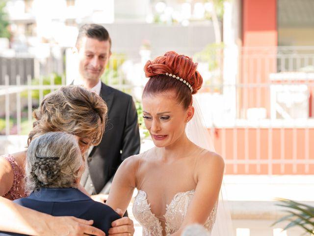 Il matrimonio di Rosaria e Orazio a Taormina, Messina 11
