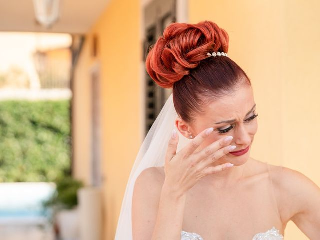 Il matrimonio di Rosaria e Orazio a Taormina, Messina 12
