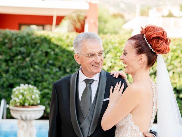 Il matrimonio di Rosaria e Orazio a Taormina, Messina 13