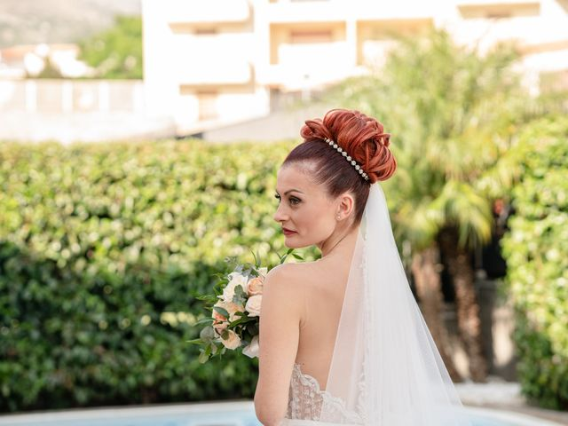 Il matrimonio di Rosaria e Orazio a Taormina, Messina 15
