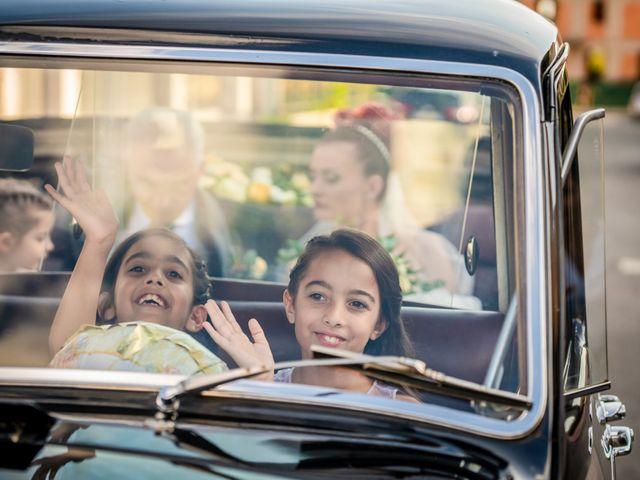 Il matrimonio di Rosaria e Orazio a Taormina, Messina 22