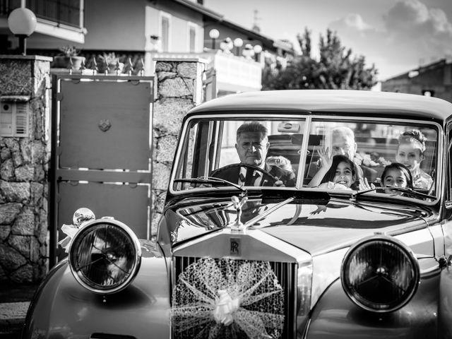 Il matrimonio di Rosaria e Orazio a Taormina, Messina 23