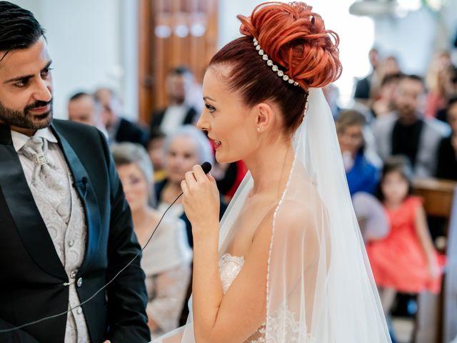 Il matrimonio di Rosaria e Orazio a Taormina, Messina 25