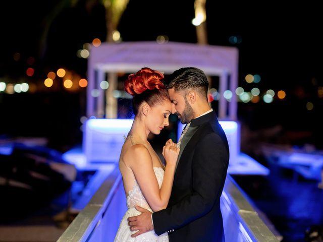 Il matrimonio di Rosaria e Orazio a Taormina, Messina 30