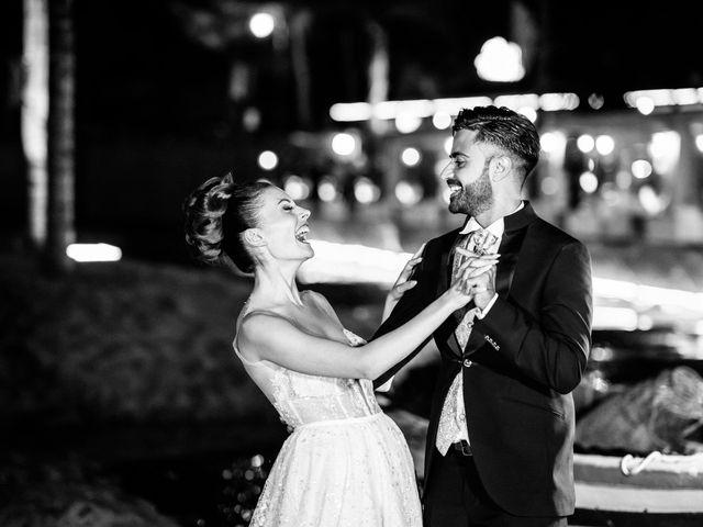 Il matrimonio di Rosaria e Orazio a Taormina, Messina 31