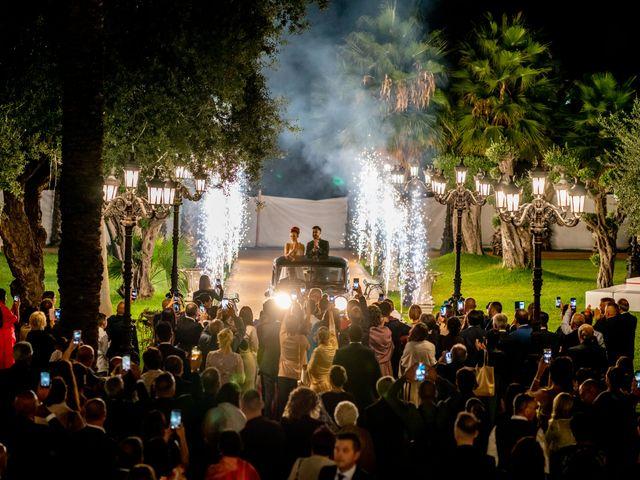 Il matrimonio di Rosaria e Orazio a Taormina, Messina 34