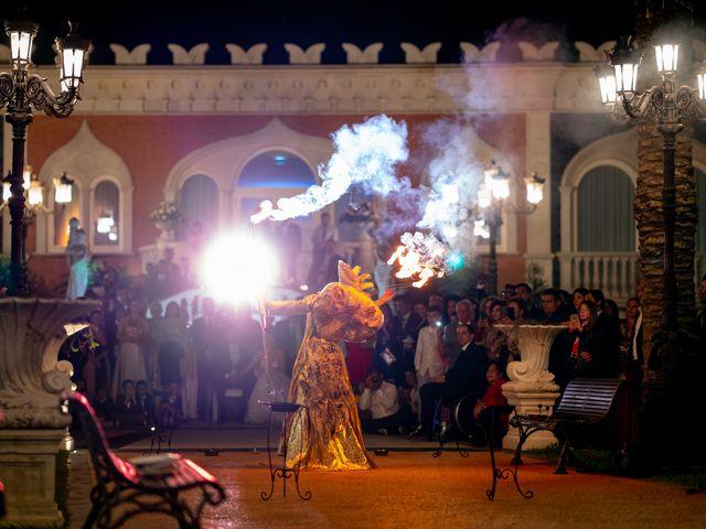 Il matrimonio di Rosaria e Orazio a Taormina, Messina 35