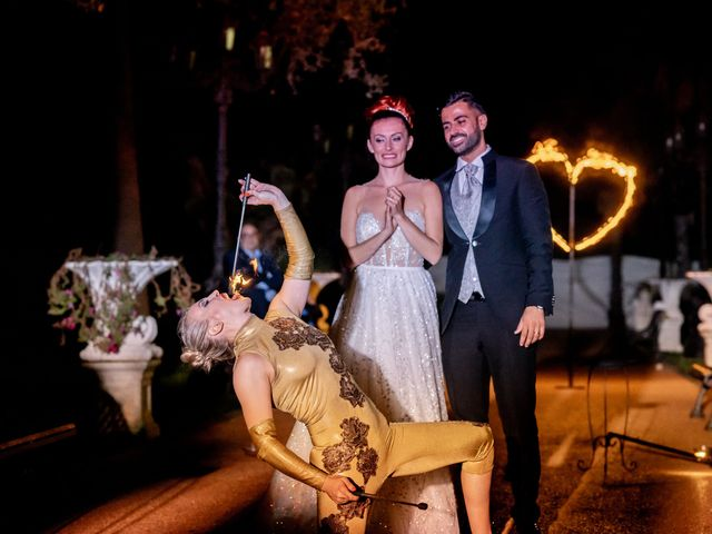 Il matrimonio di Rosaria e Orazio a Taormina, Messina 37