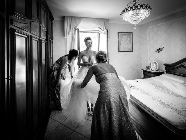 Il matrimonio di Rosaria e Orazio a Taormina, Messina 41