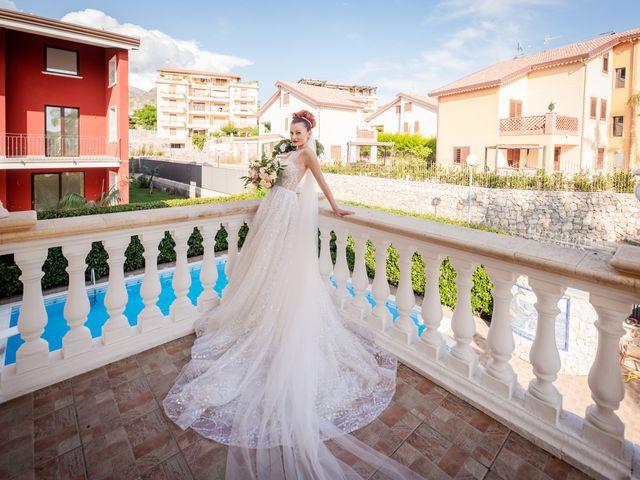 Il matrimonio di Rosaria e Orazio a Taormina, Messina 46