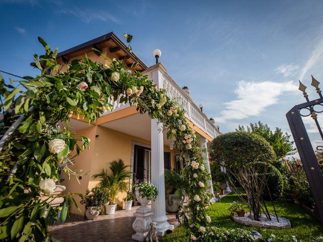 Il matrimonio di Rosaria e Orazio a Taormina, Messina 47