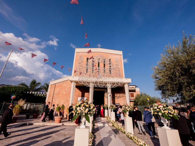 Il matrimonio di Rosaria e Orazio a Taormina, Messina 48