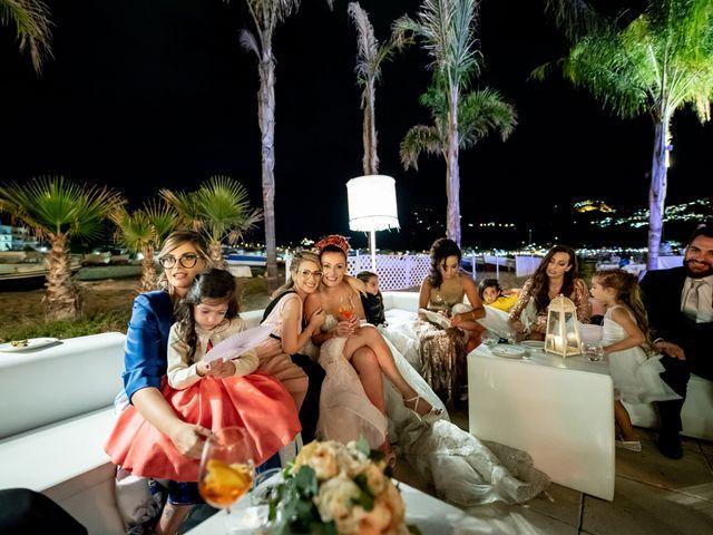Il matrimonio di Rosaria e Orazio a Taormina, Messina 52