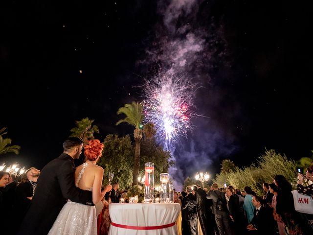 Il matrimonio di Rosaria e Orazio a Taormina, Messina 55