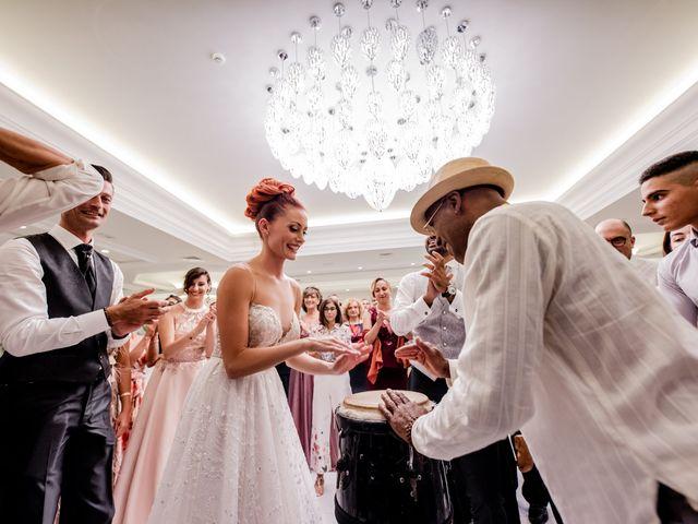 Il matrimonio di Rosaria e Orazio a Taormina, Messina 60