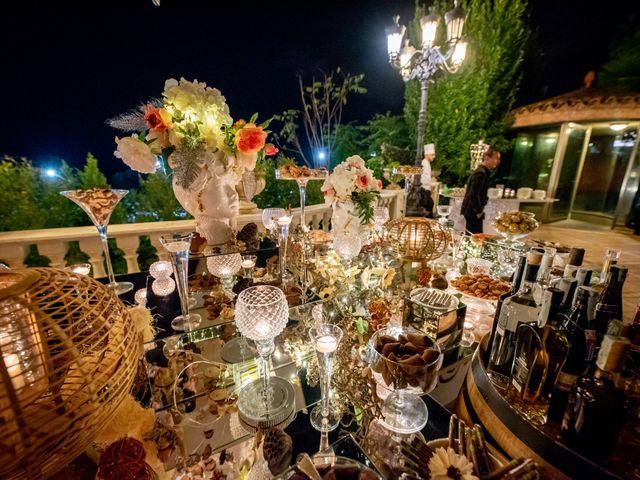 Il matrimonio di Rosaria e Orazio a Taormina, Messina 64