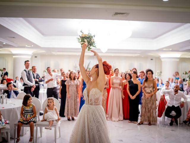 Il matrimonio di Rosaria e Orazio a Taormina, Messina 70