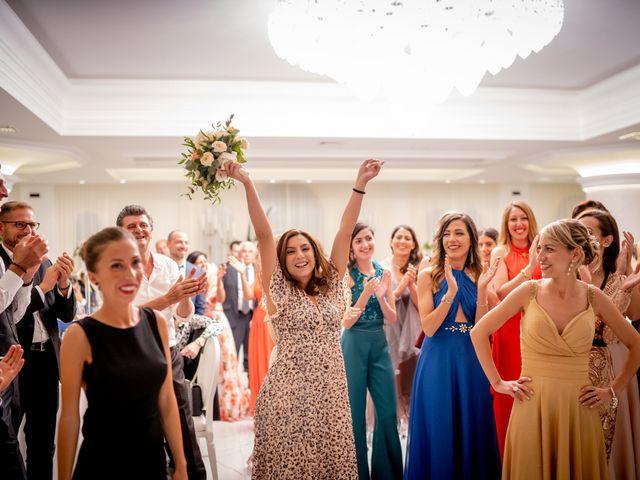 Il matrimonio di Rosaria e Orazio a Taormina, Messina 71