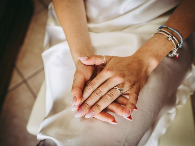 Il matrimonio di Rosaria e Orazio a Taormina, Messina 80