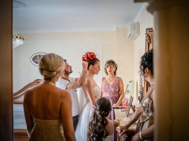 Il matrimonio di Rosaria e Orazio a Taormina, Messina 86