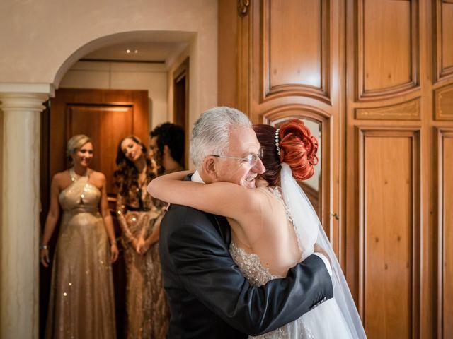 Il matrimonio di Rosaria e Orazio a Taormina, Messina 87