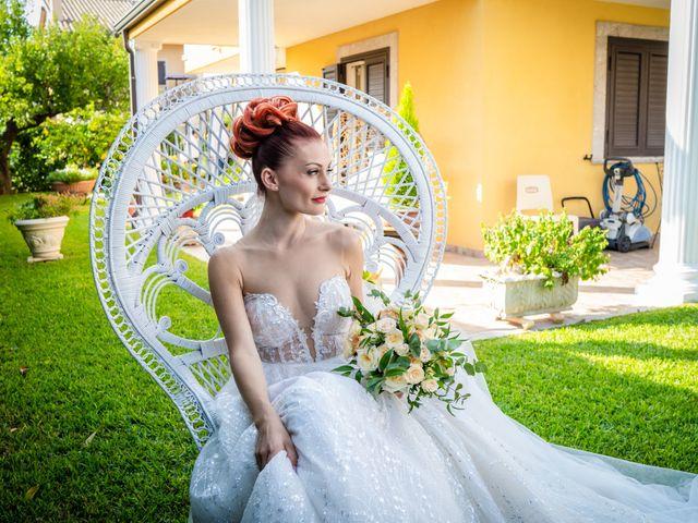 Il matrimonio di Rosaria e Orazio a Taormina, Messina 96
