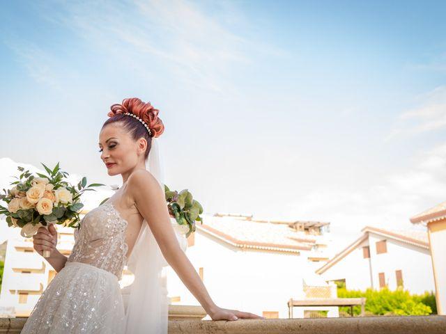 Il matrimonio di Rosaria e Orazio a Taormina, Messina 97