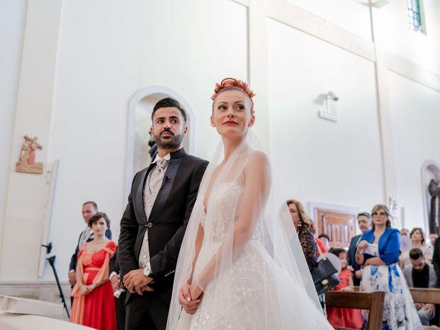 Il matrimonio di Rosaria e Orazio a Taormina, Messina 100