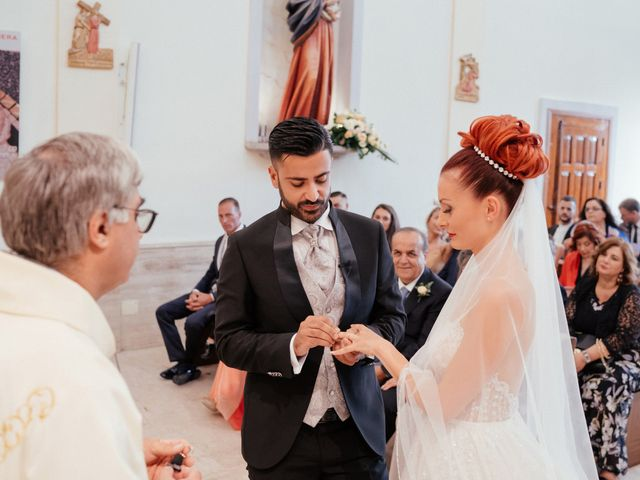 Il matrimonio di Rosaria e Orazio a Taormina, Messina 101