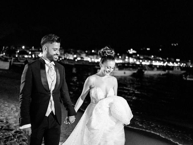 Il matrimonio di Rosaria e Orazio a Taormina, Messina 103