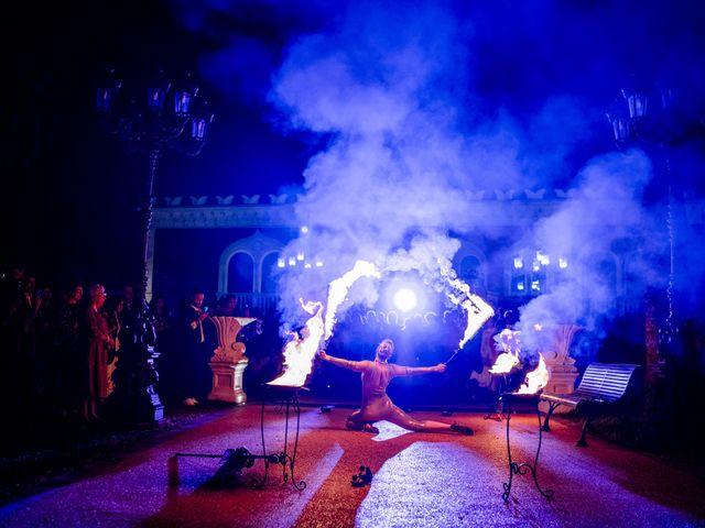 Il matrimonio di Rosaria e Orazio a Taormina, Messina 108