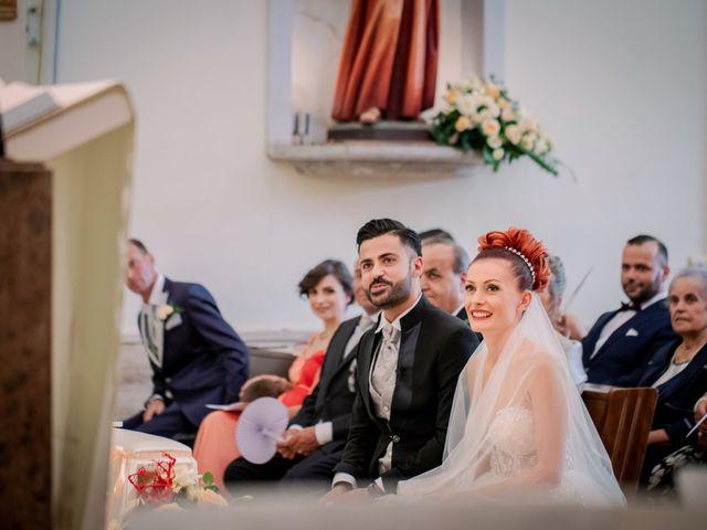 Il matrimonio di Rosaria e Orazio a Taormina, Messina 114