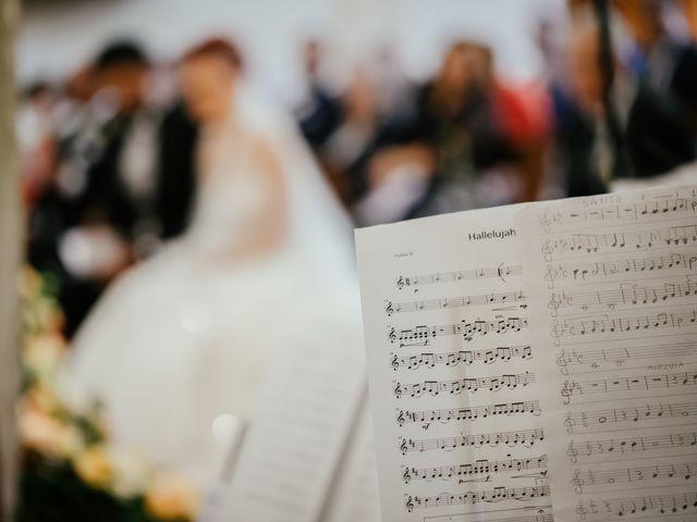 Il matrimonio di Rosaria e Orazio a Taormina, Messina 115
