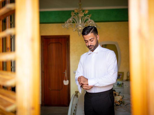 Il matrimonio di Rosaria e Orazio a Taormina, Messina 120