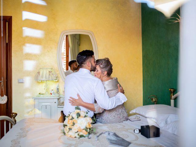 Il matrimonio di Rosaria e Orazio a Taormina, Messina 123