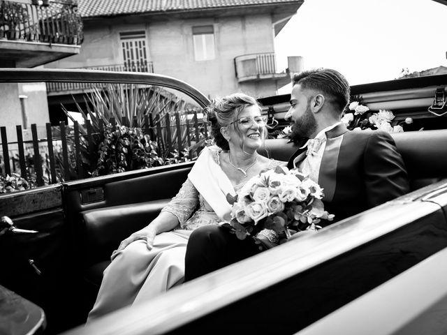 Il matrimonio di Rosaria e Orazio a Taormina, Messina 132