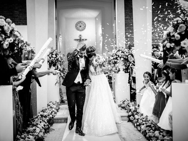 Il matrimonio di Rosaria e Orazio a Taormina, Messina 134
