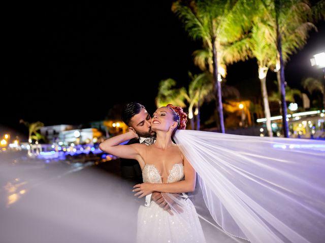 Il matrimonio di Rosaria e Orazio a Taormina, Messina 1