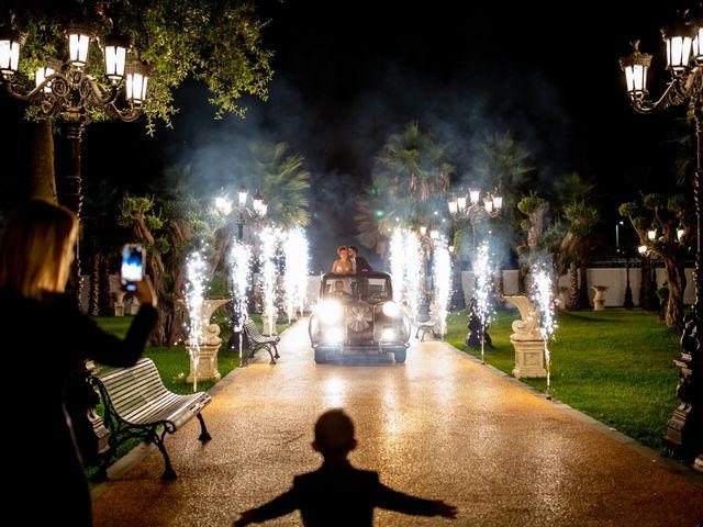 Il matrimonio di Rosaria e Orazio a Taormina, Messina 147
