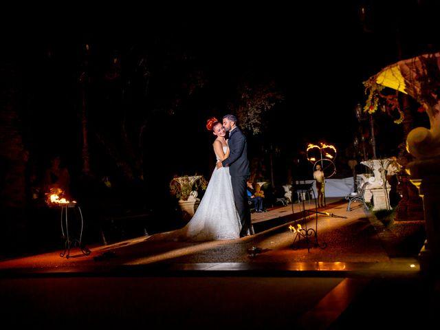 Il matrimonio di Rosaria e Orazio a Taormina, Messina 2