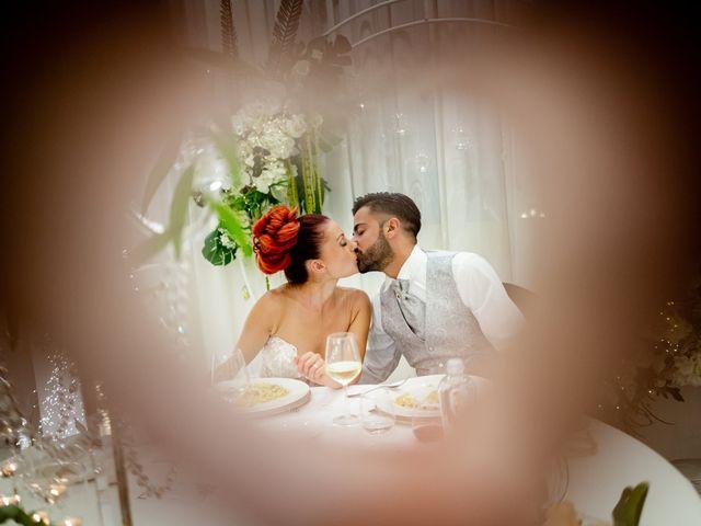 Il matrimonio di Rosaria e Orazio a Taormina, Messina 154