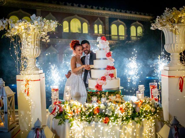 Il matrimonio di Rosaria e Orazio a Taormina, Messina 159